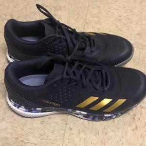 EUC Adidas Size 10 Crazyflight Volleyball shoes